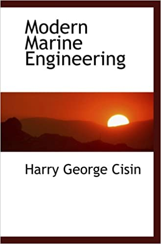 Book Modern Marine Engineering