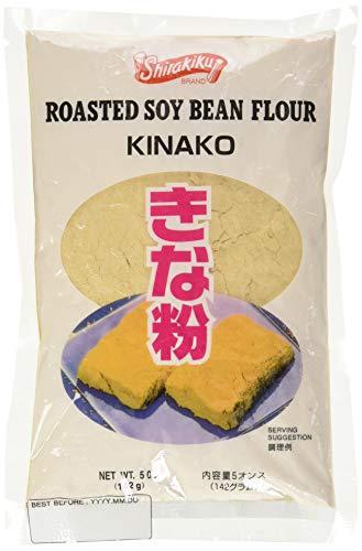 Shirakiku Kinako Soy Bean Flour, -