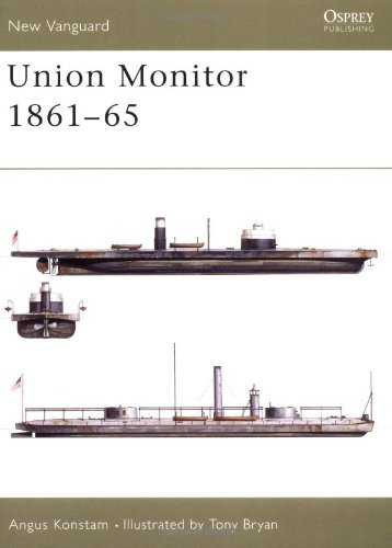 Union Monitor 1861–65 (New Vanguard)