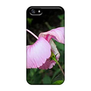 For Jasoates Iphone Protective Case, High Quality For Iphone 5/5s The Mountain Flower Skin Case Cover