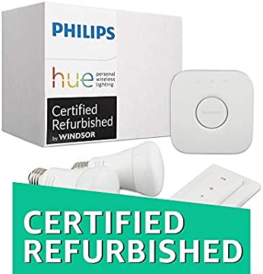Up to 25% on Renewed Philips Hue Bulbs and Kits - Deals