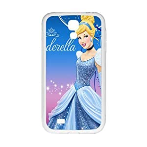 Happy Cinderella Case Cover For samsung galaxy S4 Case