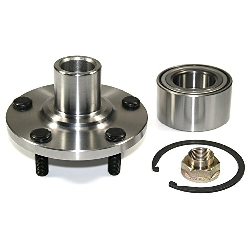 DuraGo 29596059 Front Wheel Hub Kit - Front Wheel Hub Nut