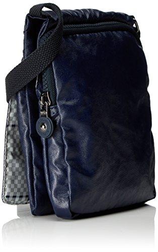 Kipling Blue Indigo Bag Shoulder Eldorado Womens Lacquer IqTrIS