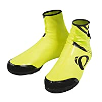 Pearl iZUMi Pro Barrier WxB MTB Shoe Cover, Medium, Screaming Yellow