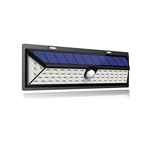 Solar Light Outdoor 66 LED, Super Bright and wide Angle Solar Lamp, Wireless Security Waterproof Wall Lamp, Motion Sensor Solar Power Lamp, Solar Beck Lamp or Solar Fence Light form SightMax (Solar Lamp China)