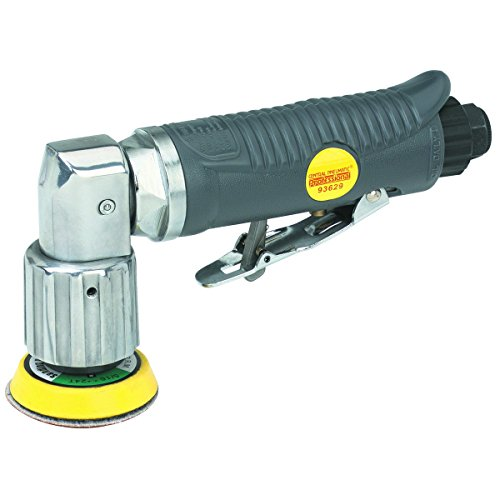 Central Pneumatic Professional 2'' Mini Orbital Air Sander by Central Pneumatic