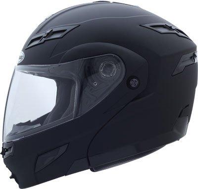 Gmax Gm54S Modular Helmet Flat Black Xxl/Xx-Large