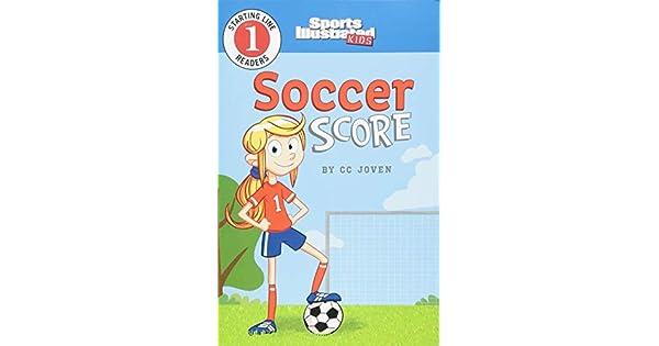Amazon.com: Soccer Score (Sports Illustrated Kids Starting ...