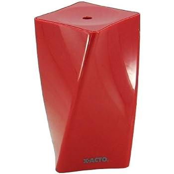 Amazon Com X Acto Spira Electric Pencil Sharpener Red