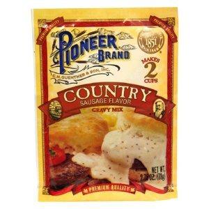 (Pioneer Country Sausage Gravy Mix 2.75 oz. (6 Packs))