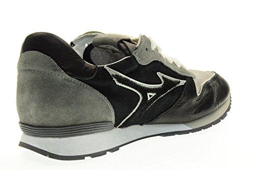 MIZUNO 1906 hombre bajas zapatillas de deporte D1GB174490 Etamin NEGRO