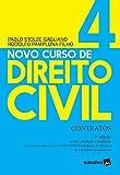 Novo Curso de Direito Civil Vol 4 - Contratos - 3ª Ed. 2020: Volume 4