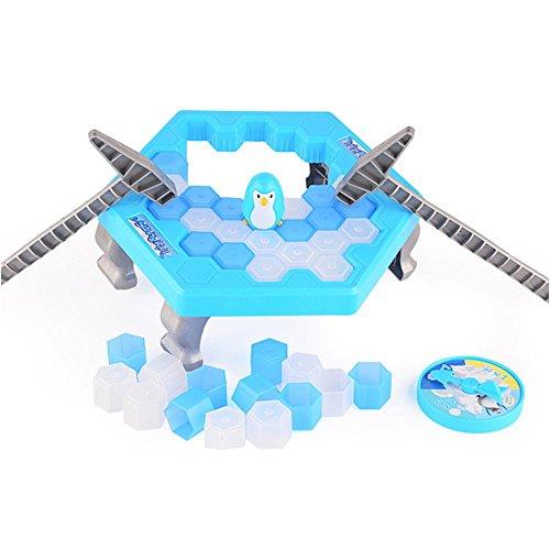 クラッシュアイス ゲーム ペンギンを救う おもちゃ テーブルゲーム 親子インタラクション 脳のゲーム バランスゲーム 家族や友人に向けゲーム