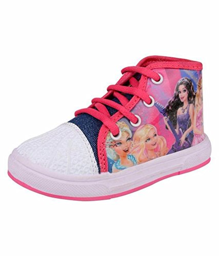 d4e77f22d71 Ashoka Girls Pink shoe  Buy Online at Low Prices in India - Amazon.in