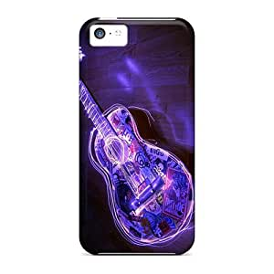 Scratch Protection Cell-phone Hard Covers For Iphone 5c (OCQ16395aLrx) Allow Personal Design High Resolution Three Days Grace Pattern