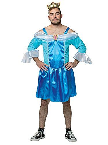 My Hairy Princess - Cinderfella Men's Costume