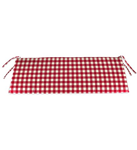 Polyester Classic Swing or Bench Cushion, 36