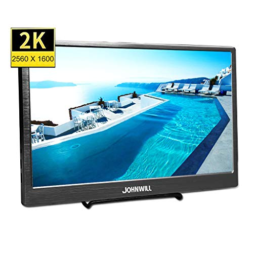 "Used, JOHNWILL Portable Gaming Monitor 10.1"" 2K IPS LCD Display for sale  Delivered anywhere in USA"