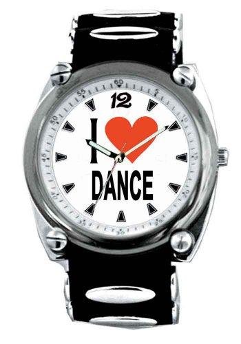 Music Treasures Maga I Love Dance Watch by Music Treasures Co.