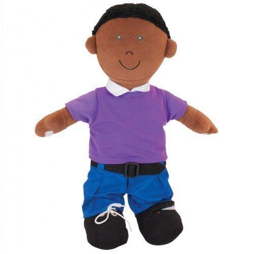 Search : Miniland Boy Etni African-American Fastening Doll