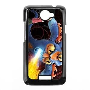 Big Hero 6 YT0067089 Phone Back Case Customized Art Print Design Hard Shell Protection HTC One X