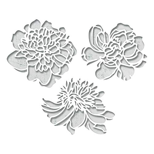 Sizzix 664161 Cutout Blossoms Dies One Size Multicolor ()