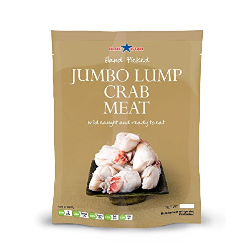 - New Crab Meat Jumbo Lump - 2 pcs. x 1 lb Buy 2 and Save