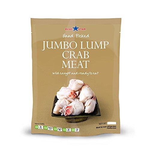 New Crab Meat Jumbo Lump - 2 pcs. x 1 lb Buy 2 and Save