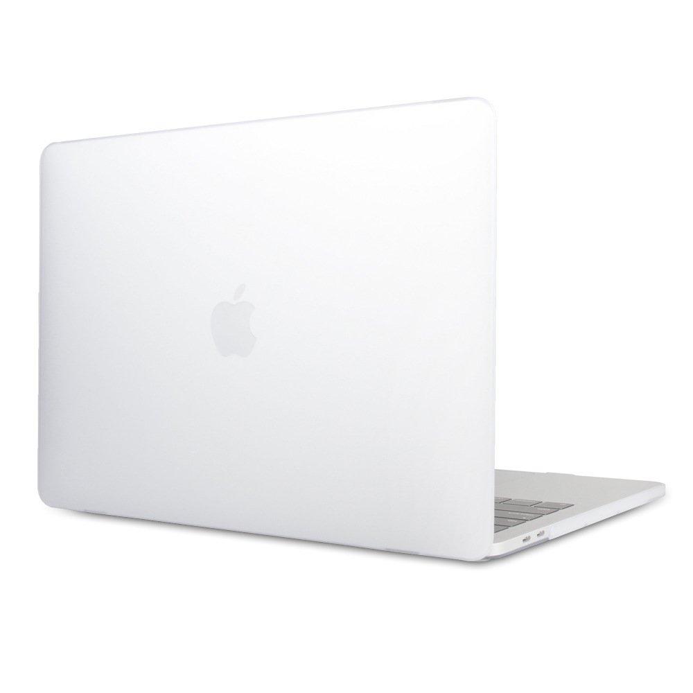 Ultra Slim /Étui Coque Rigide en Plastique pour Neuf MacBook Air 13 Pouces A1932 Lib/ération 2018 Transparent TwoL Coque MacBook Air 13 2018