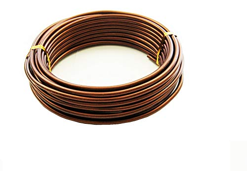 U-nitt Bonsai Tree Coaching Wires: 250-gram Roll: 3.5mm/30ft
