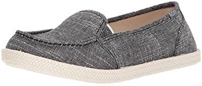 Roxy Women's Lido Rope Slip On Shoe Sneaker