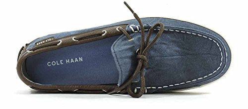 Cole Haan Heren Pinch Road Trip Bootschoen Estate Blue Textile