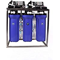 Remino® 25 LPH Commercial RO Water Purifier Plant/Filter Stainless Steel 25 litre