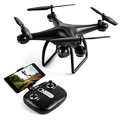 LBLA Drone with Camera,SX16 Wi-Fi FPV Training Quadcopter with HD Camera Equipped with Headless Mode One Key Return Easy Operation from LBLA