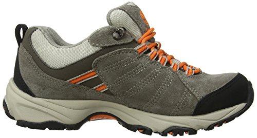 Timberland Translite FTP_Tilton Low GTX - zapatillas de trekking y senderismo de cuero mujer gris - gris