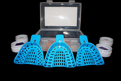Upper Teeth Impression Kit for Upper - Hawley Retainer, Invisible Retainer, Nightguard ()