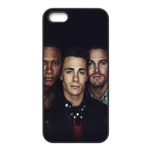 Hd Flèche Crew Tv Series Celebrity Acteurs Plus ZJ40YK1 coque iPhone 4 4s téléphone cellulaire cas coque X1VM8D0LF