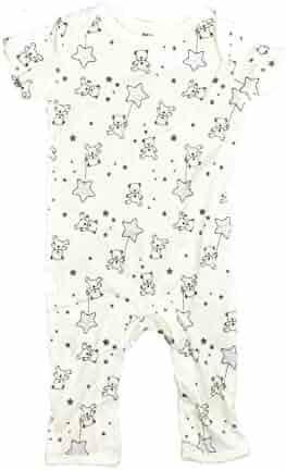 4fd56b14eb7 Momentum Brands Unisex Baby Jumpsuit Cotton Onesies Baby Romper Short  Sleeve Bodysuit Baby Clothes