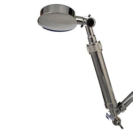 Sprite FXSCMS3 Showerhead Extension Arm Flexible FlatHead Chrome