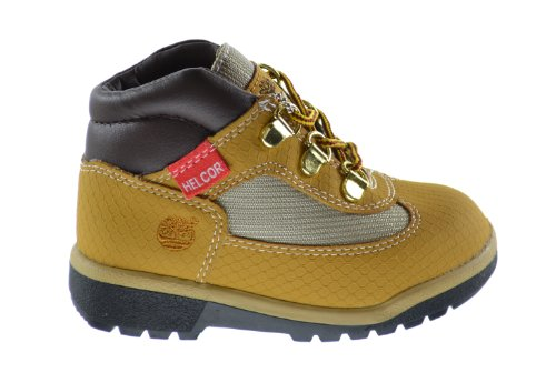 (Timberland Baby Toddlers Helcor Field Boots Wheat 3382r (5 M US))