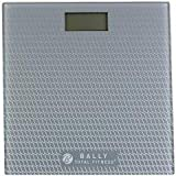 BALLY BLS-7302 GRY Digital Bathroom Scale (Gray)