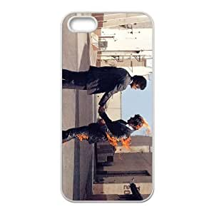 iPhone 4 4s Cell Phone Case White Pink Floyd Rock Band wcjj