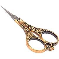 BIHRTC Vintage European Style Scissors Stainless Steel...