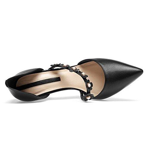 Stilettos Reine Jahreszeiten Neue Wies Farbe Schuhe Blumen Lederhöhle Cw7fx0RqO