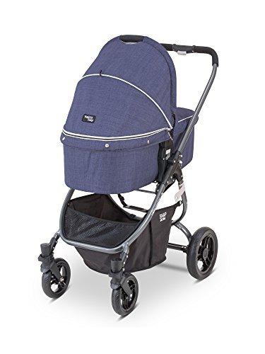 Valco Baby Snap Ultra Bassinet (Denim Blue) by Valco Baby