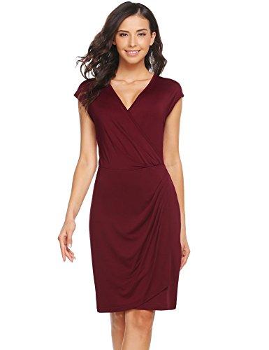 Draped Dress - 4