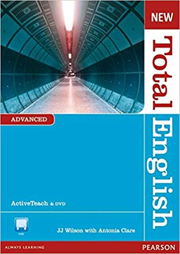New Total English Advanced - Student's book with Video