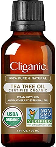 Cliganic Organic Essential Oils