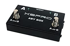 OSP ABY Guitar Amplifier Selection Foot ...